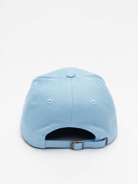 Karl Kani Кепка с застёжкой Signature синий