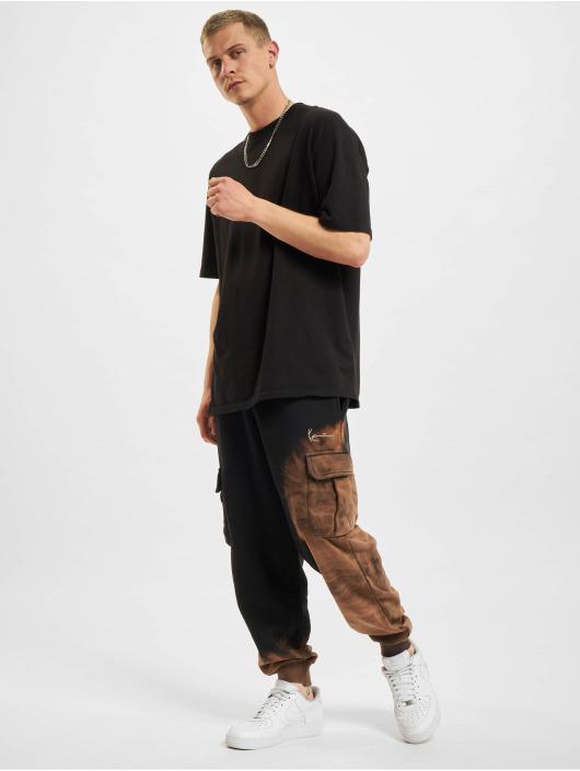 Karl Kani Спортивные брюки Signature Bleached черный