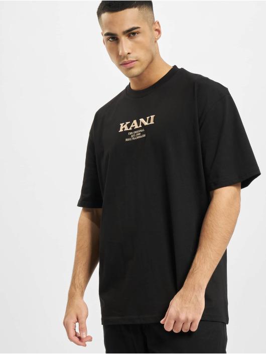 Karl Kani Футболка Retro черный