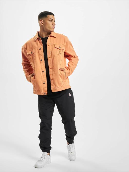 Karl Kani джинсовая куртка Kk Denim оранжевый