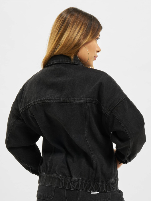 Karl Kani джинсовая куртка Og Washed черный