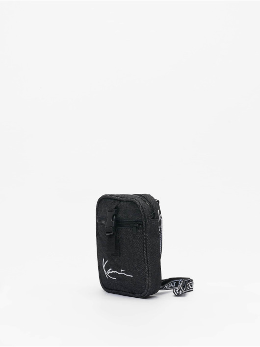 Karl Kani Bag Kk Signature Washed black