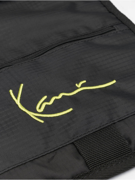 Karl Kani Bag Signature black