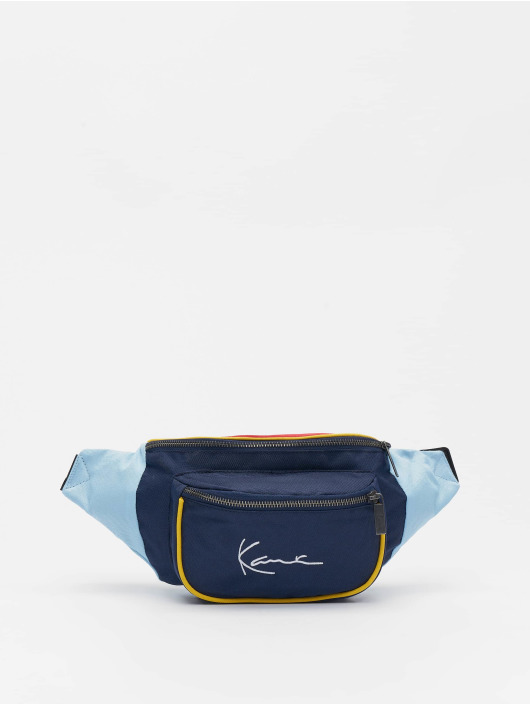 Karl Kani Bag Signature blue