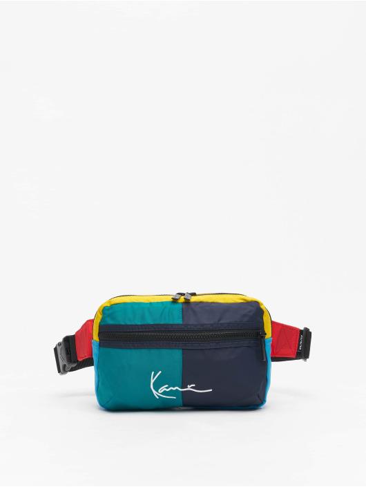 Karl Kani Bag Signature green