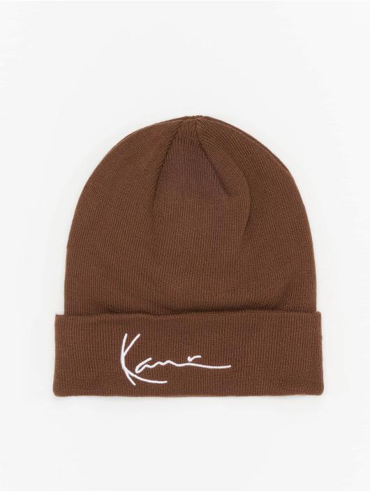 Karl Kani Beanie Signature brown
