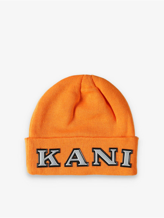 Karl Kani Beanie Kk Retro orange