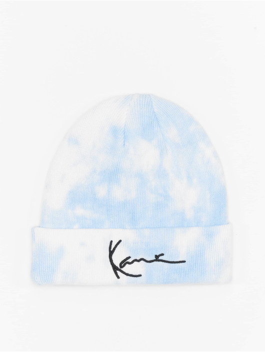 Karl Kani Beanie Signature white
