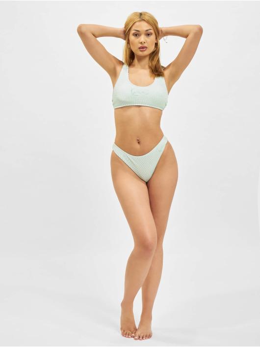 Karl Kani Bikini Originals Crinkle vert