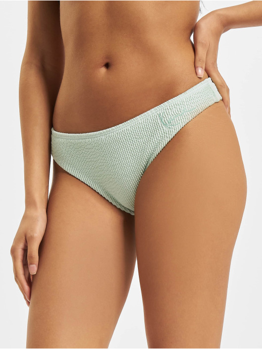 Karl Kani Bikini Originals Crinkle zielony