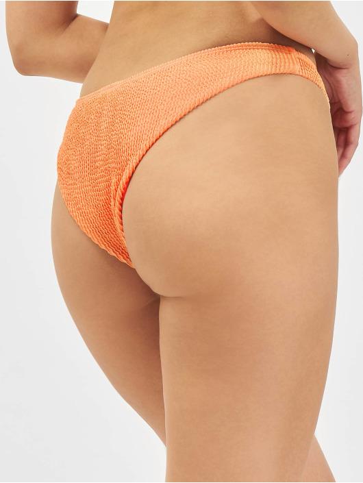 Karl Kani Bikinis Originals Crinkle oransje