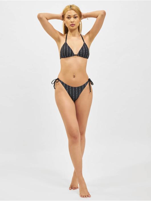 Karl Kani Bikinis Originals Triangle schwarz