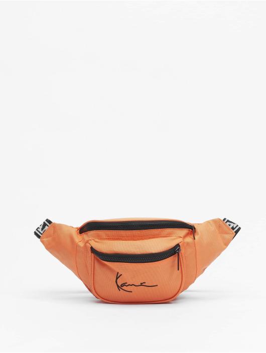 Karl Kani Borsa Signature Tape Waist arancio