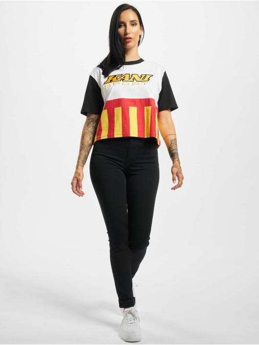 Karl Kani Camiseta Kk Sport Block negro