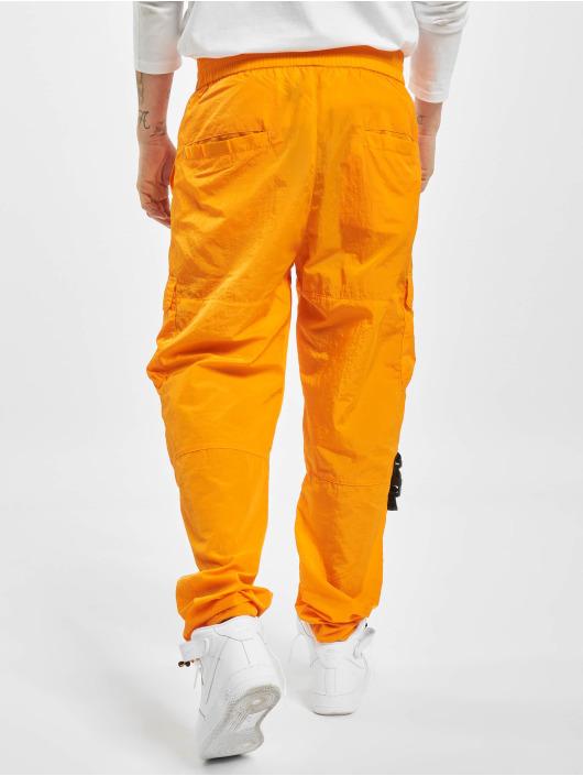 Karl Kani Cargo Kk Signature Crincle Nylon orange