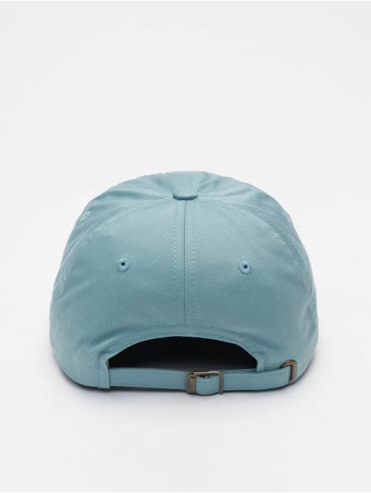 Karl Kani Casquette Snapback & Strapback Signature bleu