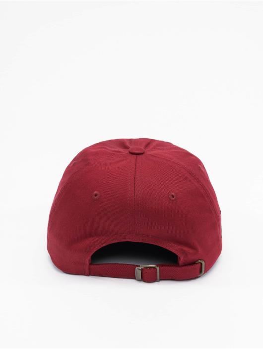 Karl Kani Casquette Snapback & Strapback Signature rouge