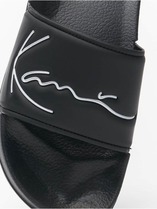 Karl Kani Claquettes & Sandales Signature Pool noir