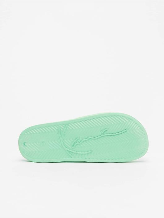 Karl Kani Claquettes & Sandales Signature Pool vert