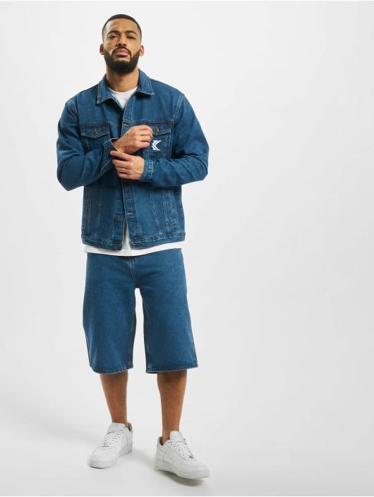 Karl Kani Denim Jacket Denim blue