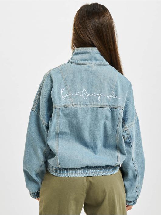 Karl Kani Denim Jacket Originals Denim blue