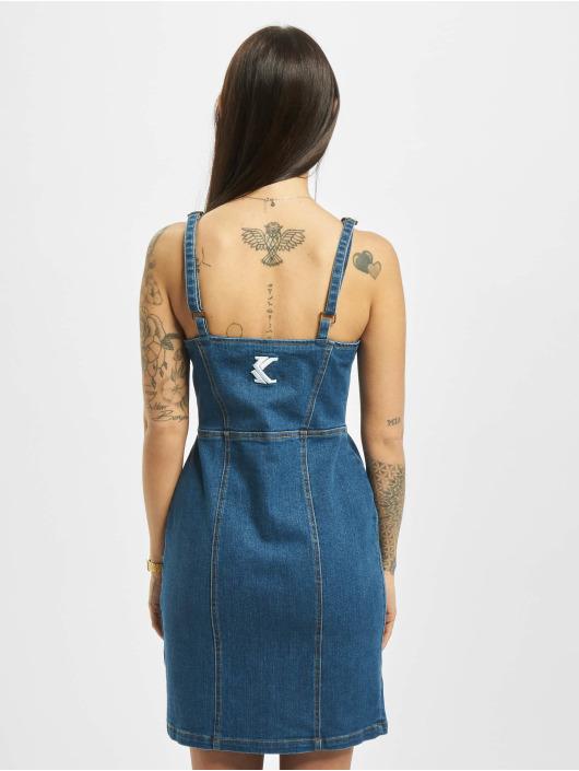 Karl Kani Dress Retro Denim blue
