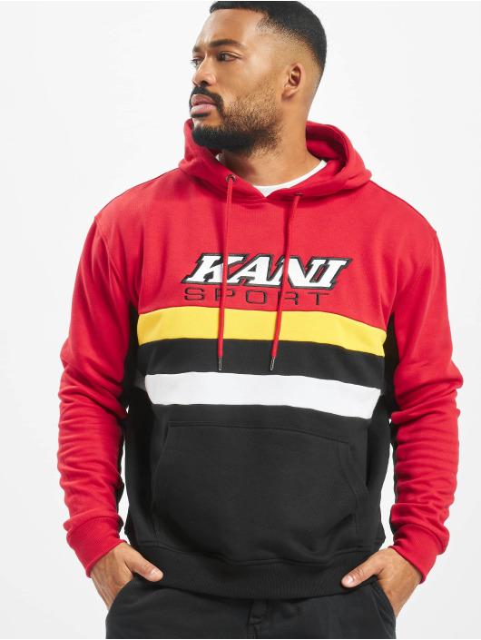 Karl Kani Hoodie Sport Block black