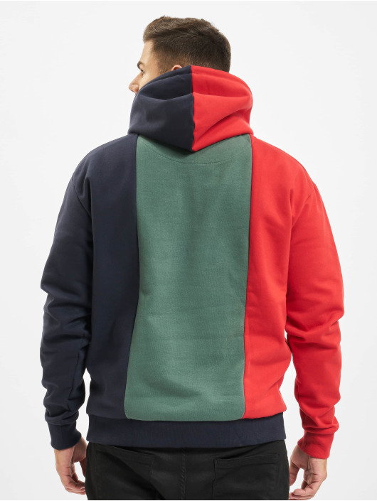 Karl Kani Hoodie Signature Block colored