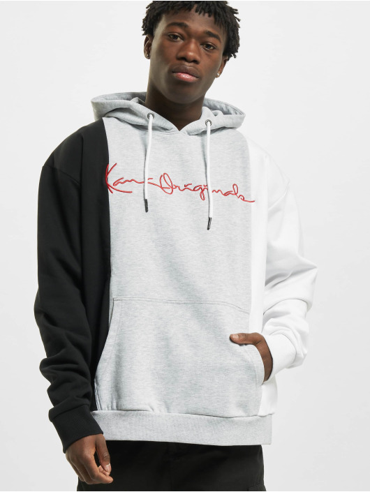 Karl Kani Hoodie Originals Block gray