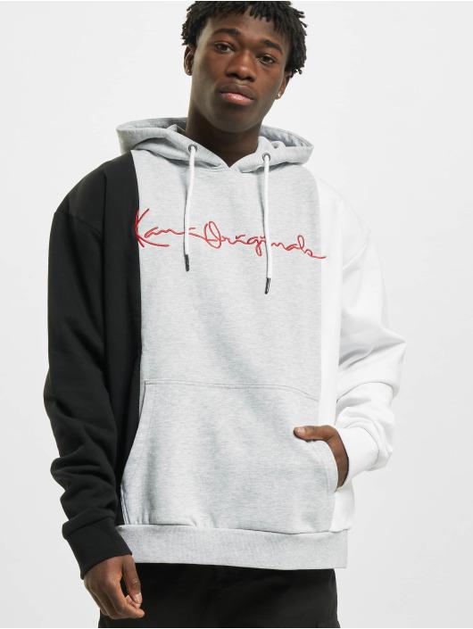Karl Kani Hoodie Originals Block grey