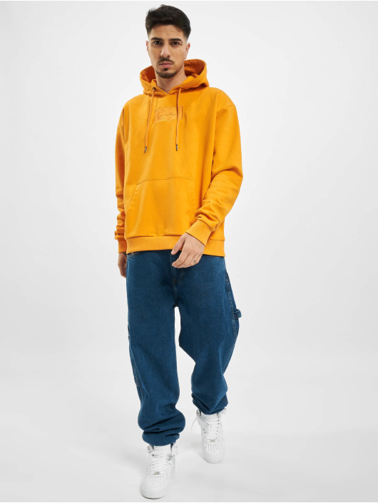 Karl Kani Hoodie Kk Small Signature Box orange