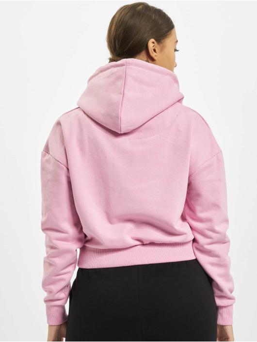 Karl Kani Hoodie Kk Signature Short pink