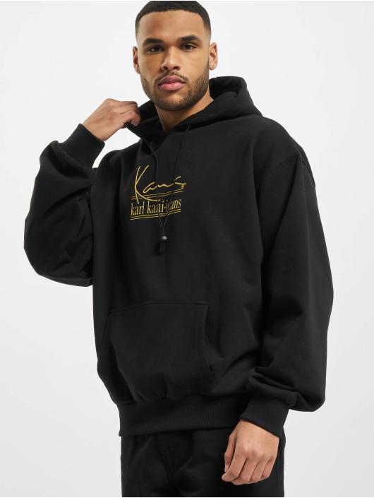 Karl Kani Hoodies Signature Kkj Oversize čern