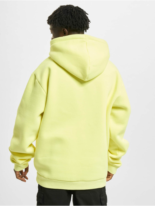 Karl Kani Hoody Small Signature Box gelb