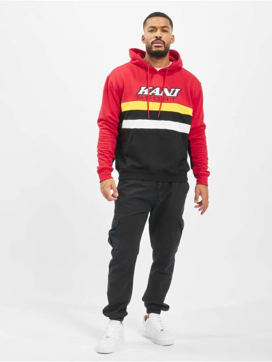 Karl Kani Hoody Sport Block schwarz