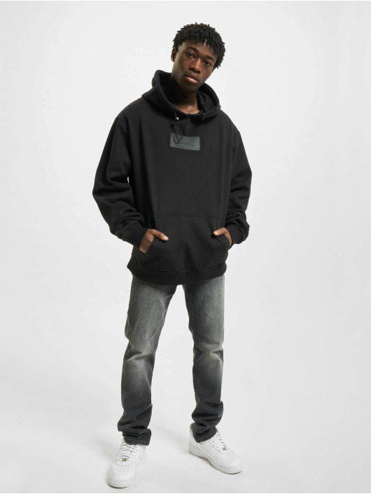 Karl Kani Hoody Small Signature Box schwarz
