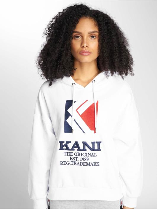 Karl Kani Hoody OG wit