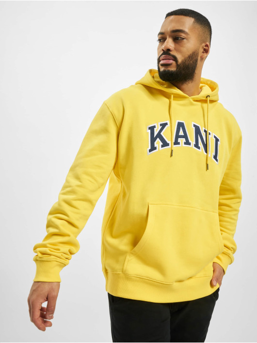 Karl Kani Hupparit College keltainen