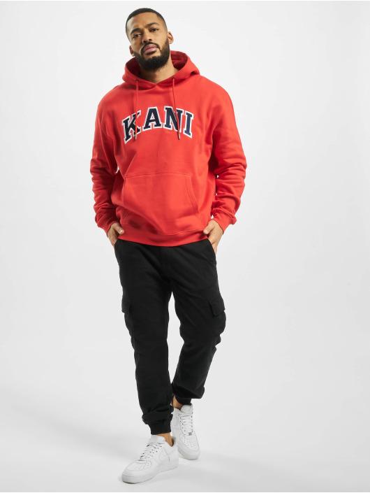 Karl Kani Hupparit College punainen