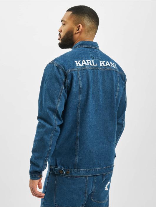 Karl Kani Jeansjacken Denim blau