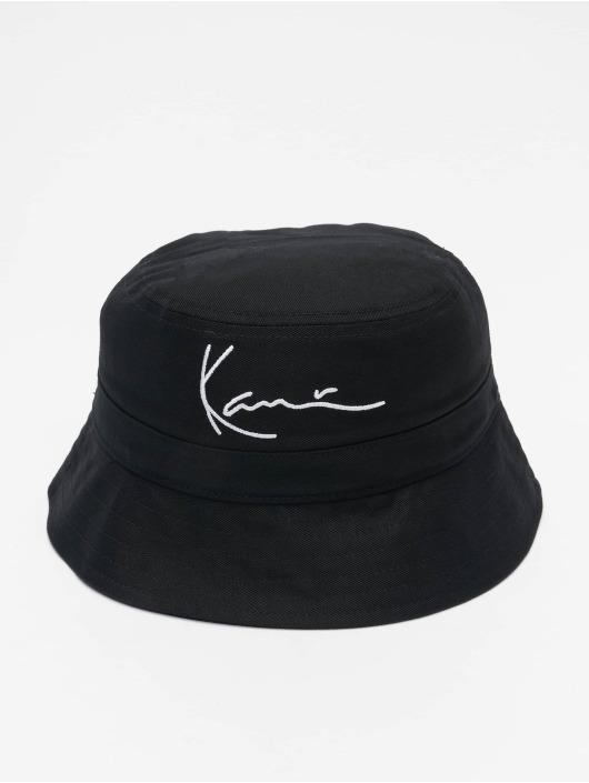 Karl Kani Klobúky Signature èierna