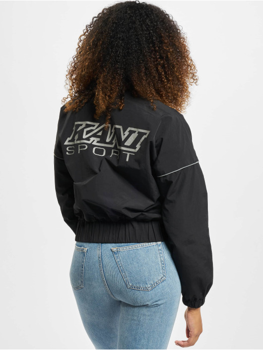 Karl Kani Lightweight Jacket Kk Sprt black