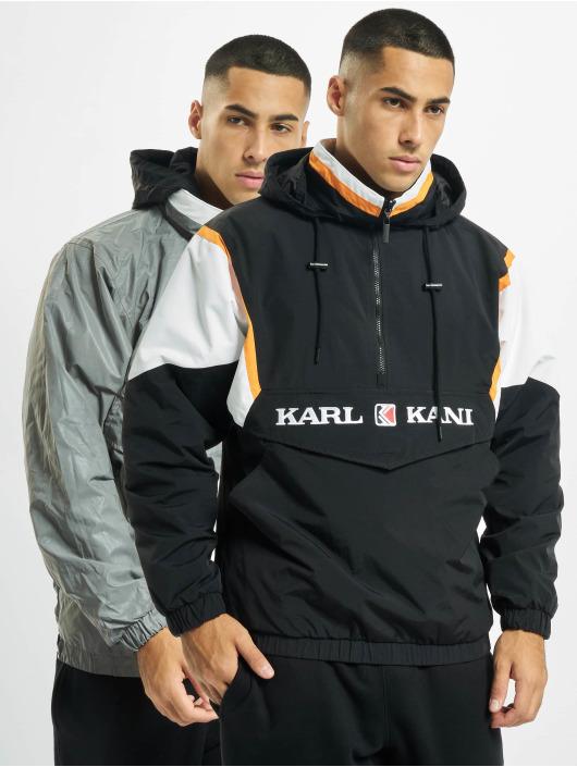 Karl Kani Lightweight Jacket Kk Retro Block Reversible black