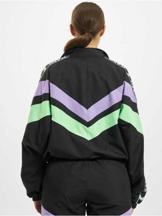 Karl Kani Lightweight Jacket Kk Og Tape Block black