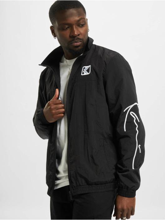 Karl Kani Lightweight Jacket Signature black
