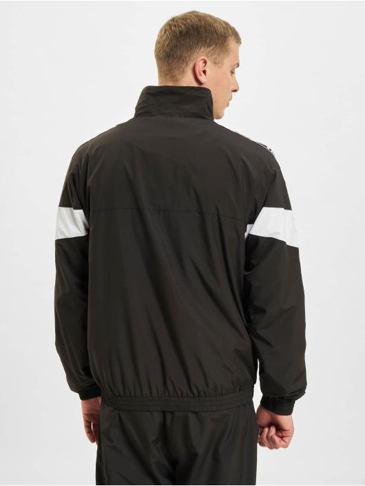 Karl Kani Lightweight Jacket Retro Tape Track black