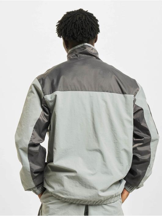 Karl Kani Lightweight Jacket Signature Block gray