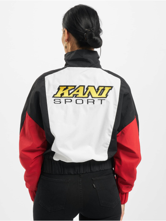 Karl Kani Lightweight Jacket Kk Retro Tape red