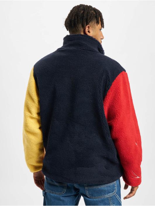 Karl Kani Lightweight Jacket Signature Block Teddy red
