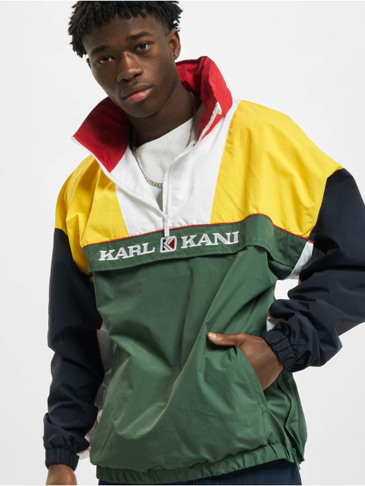 Karl Kani Lightweight Jacket Kk yellow